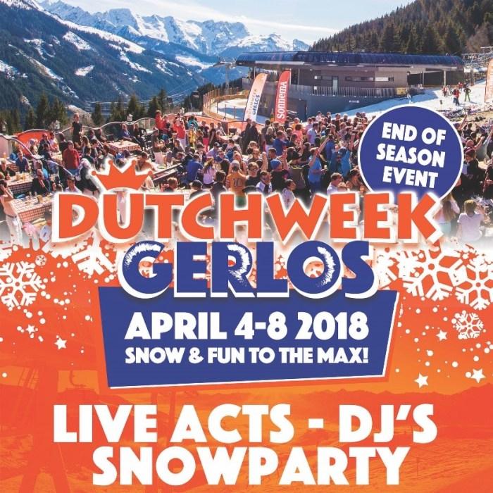 Dutchweek Gerlos