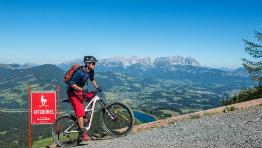 Mountainbike Kitzbühel