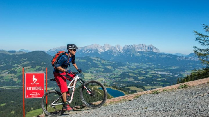 Mountainbike Kitzbühel