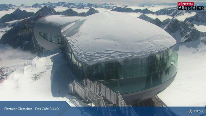 Pitztaler Gletsjer 14 jun 2018