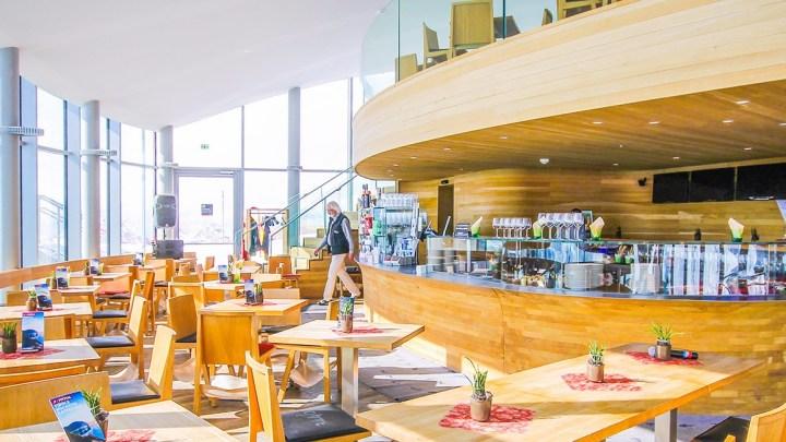 Pitztal Cafe 3440meter