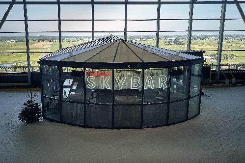 Snowworld Skybar