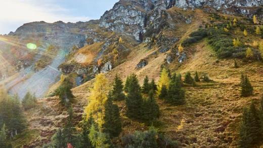 De Saalbach Hiking Challenge