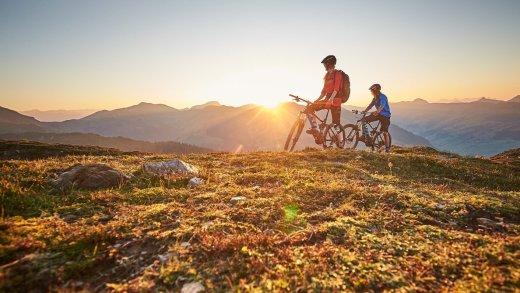 Het Skicircus is een E-Bike walhalla