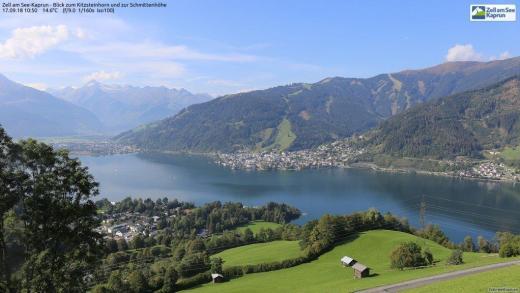 Video Herfst rond het meer van Zell am See