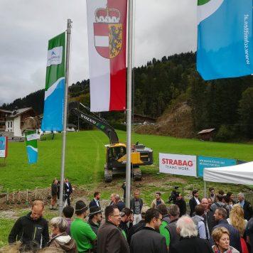bouw zell am see viehhofen