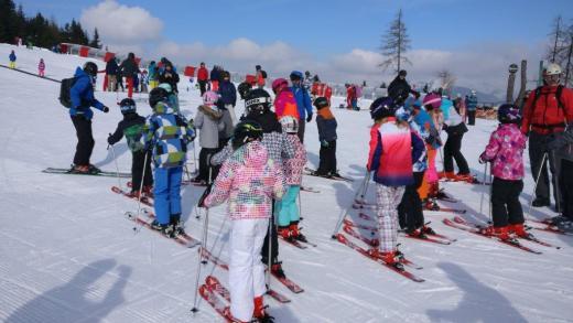 Voor het eerst op wintersport met het gezin, en nu?