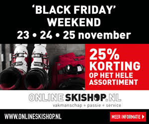 Black Friday Onlineskishop.nl