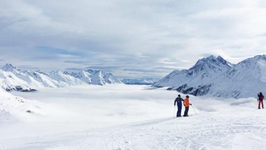 St. Anton am Arlberg opent weer haar skideuren