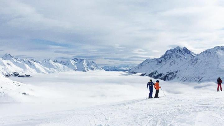 Summit Travel St Anton