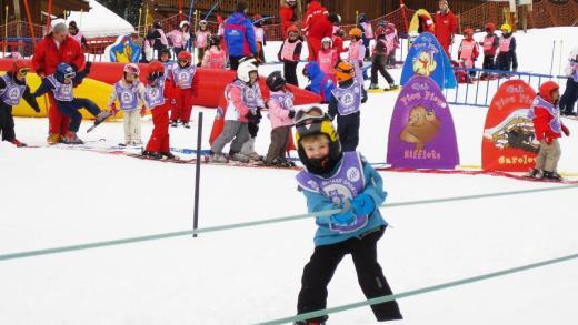 Oostenrijk Skiën Kinderen Summit Travel