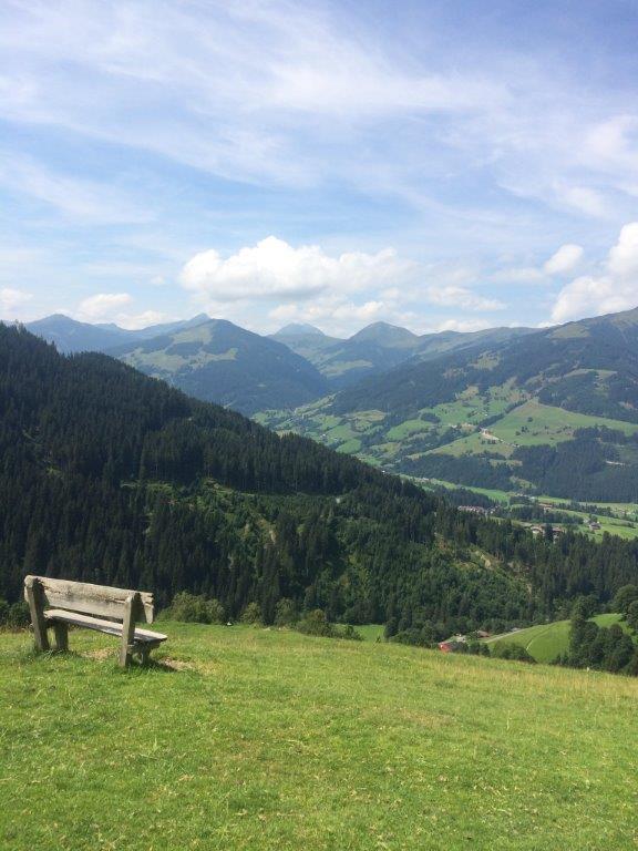 Brixen im Thale Zomer