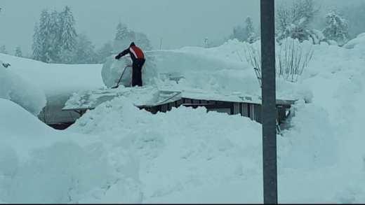 Hoe zwaar is sneeuw en wat betekent dit voor de daken?