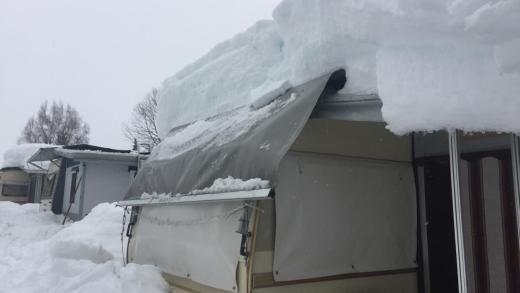 Bericht voor caravan-eigenaren in Oostenrijk