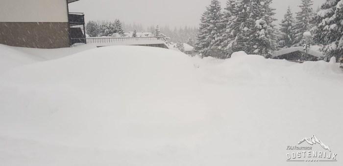 Konigsleiten waar is mijn auto Ski like a Pro