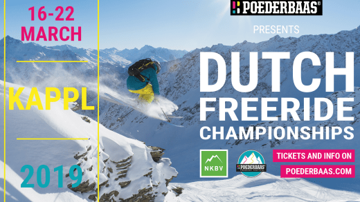 Dutch Freeride Poederbaas