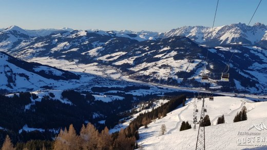 Kirchberg kijken in Brixental