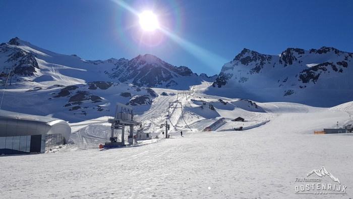 Pitztaler Gletsjer Topfoto