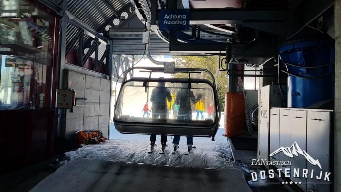 Zinsbergbahn Bubble Express Brixen im Thale