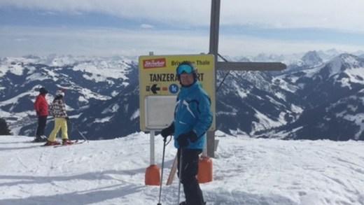 Brixental Tanzertalabfahrt