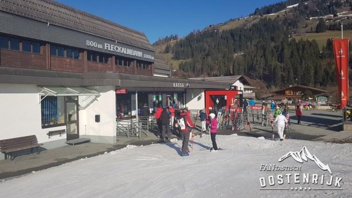 Kirchberg Kitzbühel Fleckalmbahn