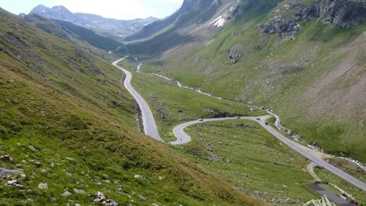 Ötztal weg naar Gurgl snel weer open