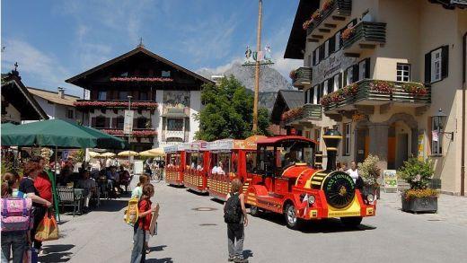 Bummelzug St Johann in Tirol
