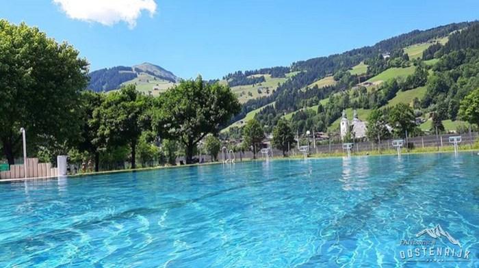 Brixen im Thale Zwembad 24 juni 2019