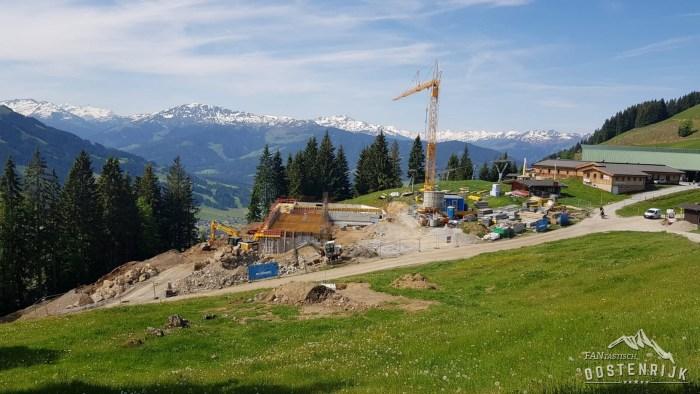 Brixen im Thale Hoch Brixen dalstation Zinsbergbahn