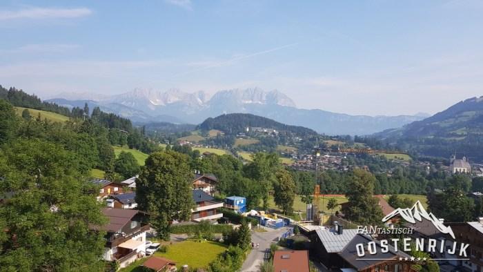 Kitzbühel in de zomer