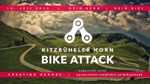Kitzbüheler Horn Bike Attack 2019