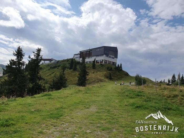 Kirchberg Fleckalm bergstation
