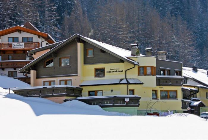 Solden - Appartementen Bauernhäusl Summit Travel