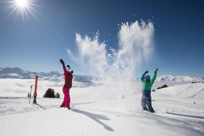 Winter Summit Travel