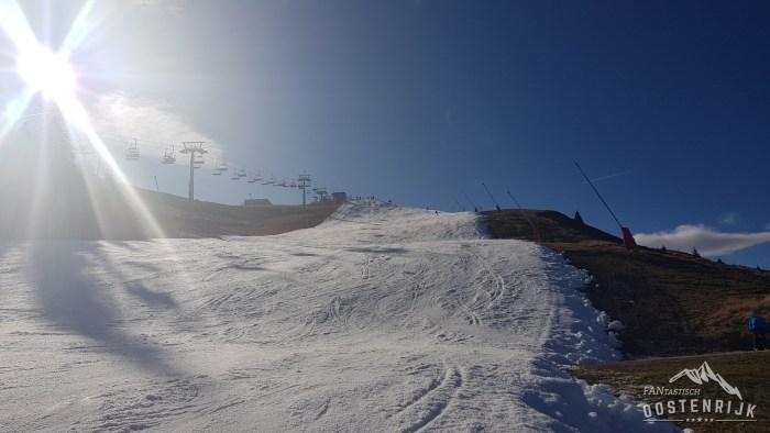 Skiopening Kitzbühel Resterhöhe