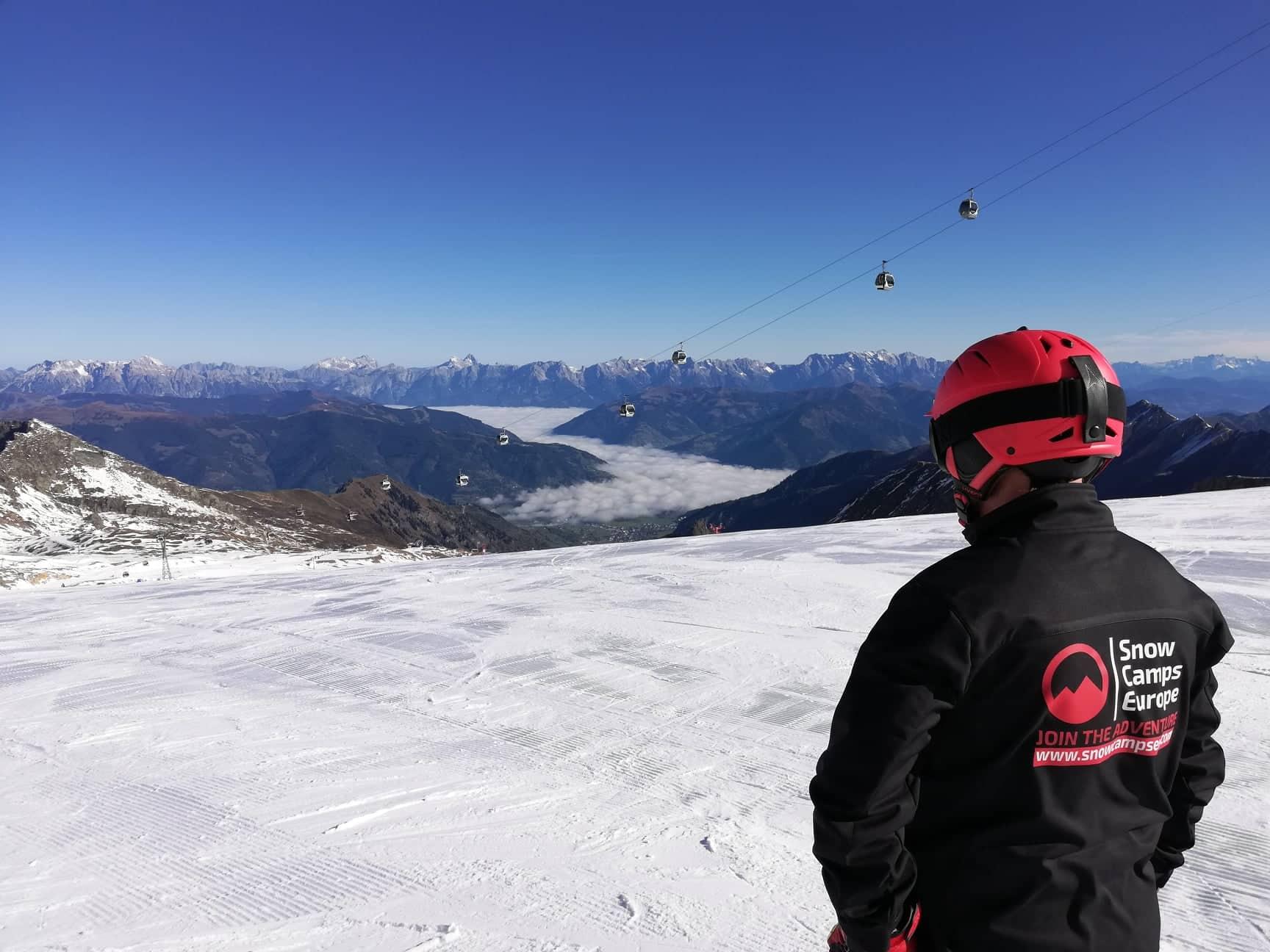 Snow Camps Europe Kitzsteinhorn