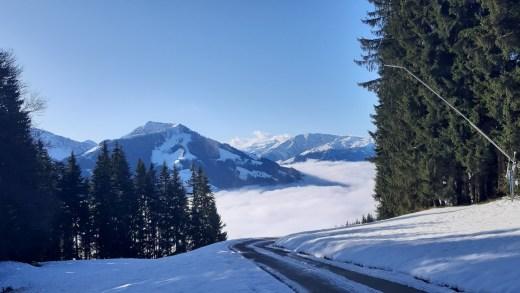 Westcirculatie en föhn in Oostenrijk