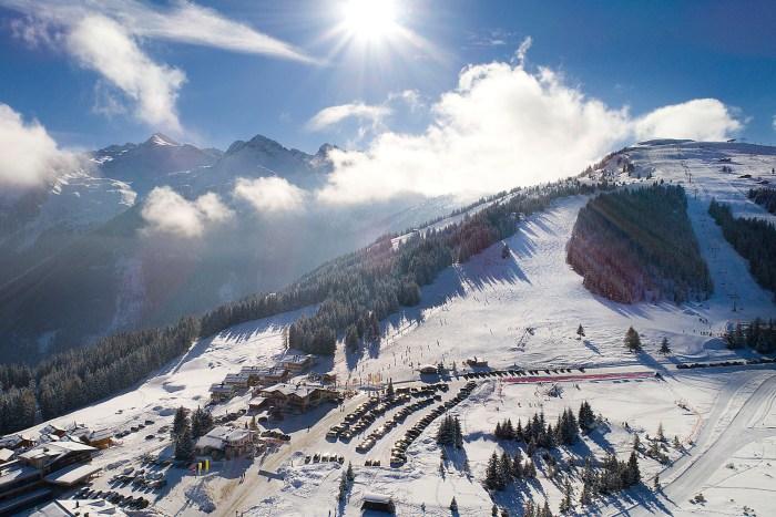 HKR Filzstein skigebied -chalet Filzsteinfreude