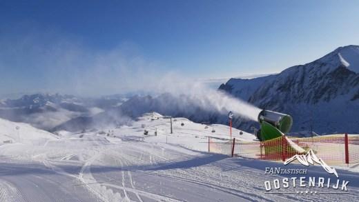 Kaprun Kitzsteinhorn 4 nov 2019