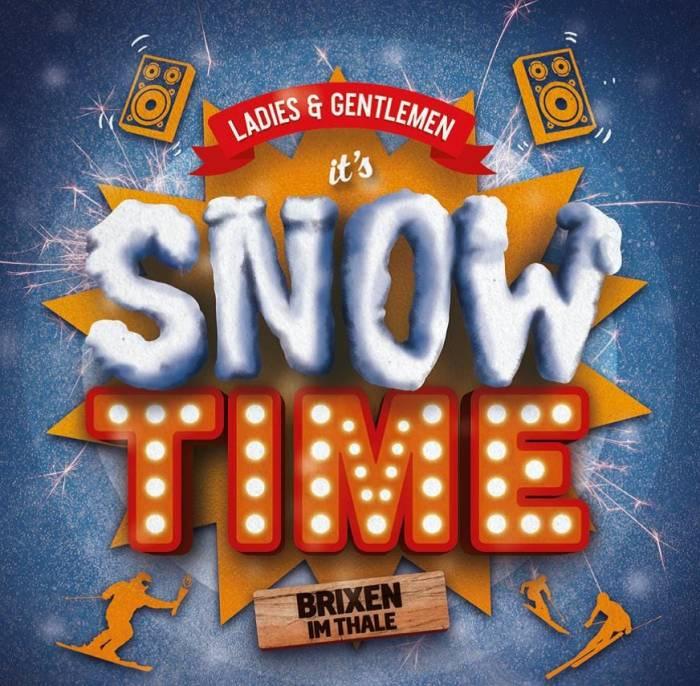 Snow Time Brixen im Thale Schusterbühellift Slalom wedstrijd 2019 2020