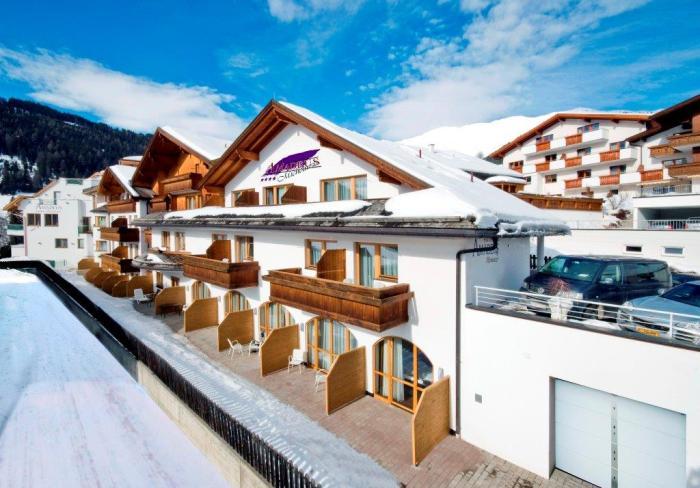 serfaus - hotel amadeus micheluzzi - hotel