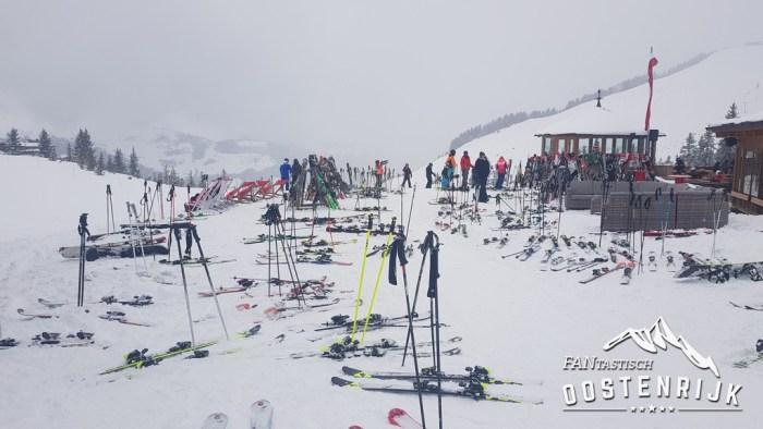 Westendorf Brechhornhaus Ski's
