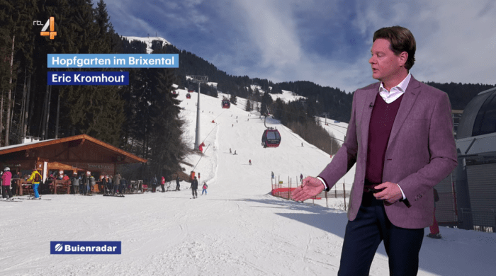 RTL Weer Hopfgarten 15 feb 2020