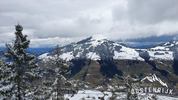Brixen im Thale Hohe Salve Sneeuwgrens