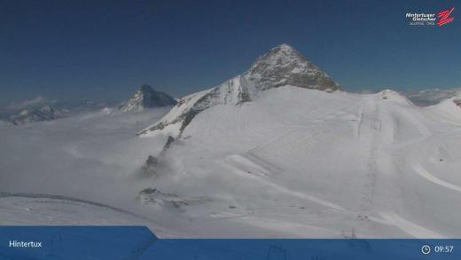 Webcams Oostenrijk op gletsjers kun je weer skiën