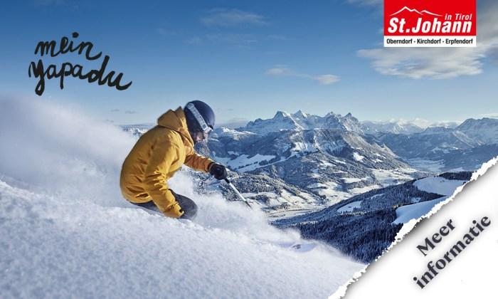 St Johann in Tirol Banner Winter 1000x600