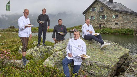 Culinaire Jakobsweg 2020 Chefs