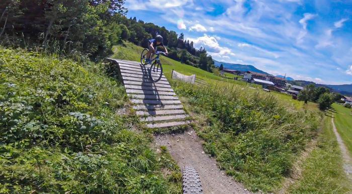 St Johann in Tirol Harschbichl Trail