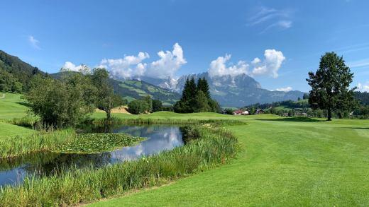 golfbaan Kitzbuhel Schwarzsee Reith
