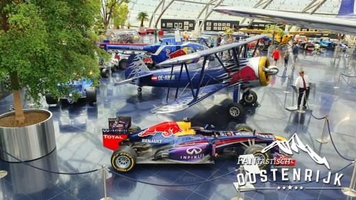 Red Bull Hangar 7 Salzburg een bezoek waard!